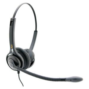 AxTel MS-2 duo USB - słuchawka z mikrofonem do komputera